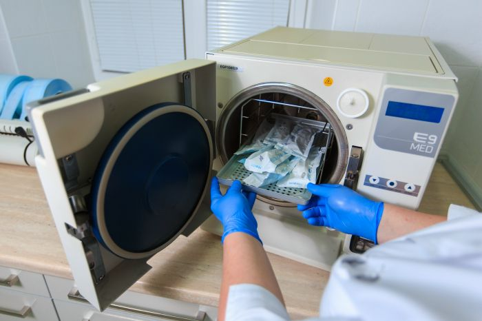 Медицинская стерилизация оборудования в Киеве