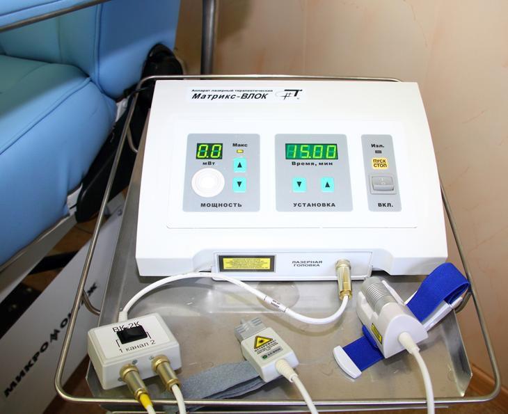 аппарат для внутривенное облучение крови в Киеве