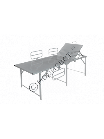 Кровать полевая складная МС.КП-02М