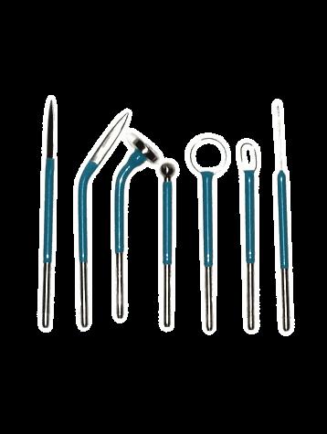 Комплект хирургических инструментов
