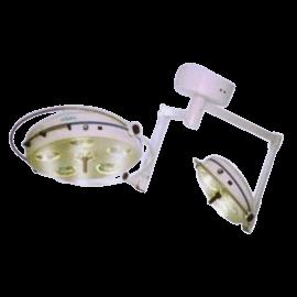 Светильник операционный бестеневой L2000 6+3-II-БИОМЕД девятирефлекторный потолочный (два блока, 6+3)