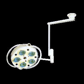 Светильник операционный бестеневой L735-II-БИОМЕД пятирефлекторный потолочный