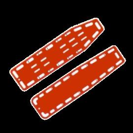 Носилки медицинские БИОМЕД A19 (YDC-7B)
