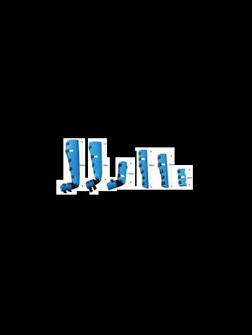 Набір шин фіксуючих (кінцівки) К-02