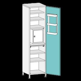 Шкаф медицинский ШО-3