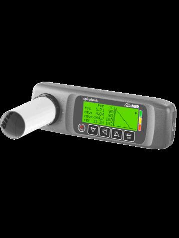 Spirobank - портативный спирометр (спирограф)